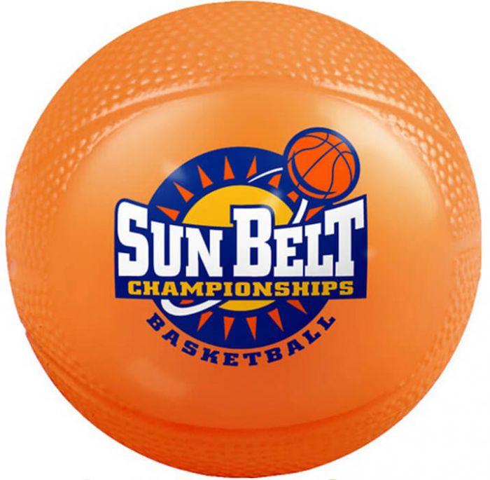 Mini Vinyl Basketballs