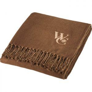 Classic Reversible Throw Blanket