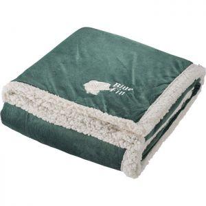 Challenger Lambswool Blanket