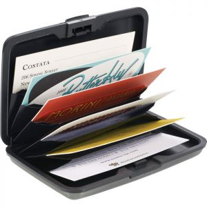 Aluminum Business Card Case