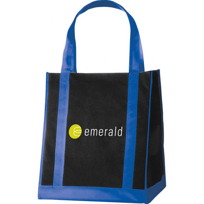Apollo Grocery Tote Bags - Royal Blue