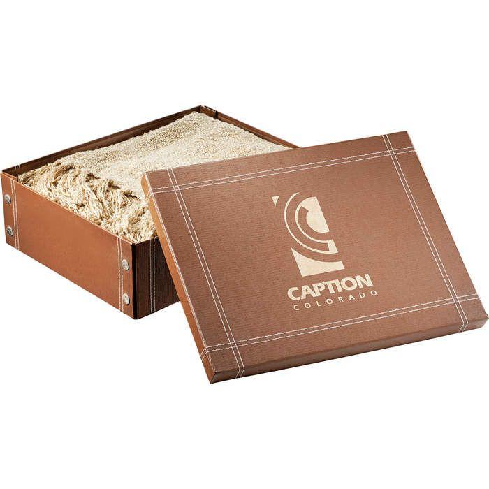 Keepsake Small Blanket Box