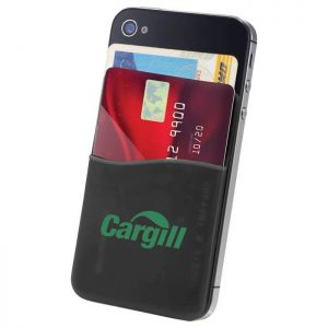 Silicone Card Holder for Phones
