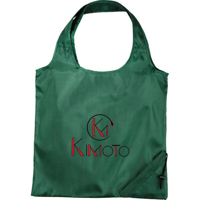 Bungalow Tote Bags - Hunter Green