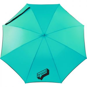 "46"" Auto Open Colorized Fashion Umbrella"