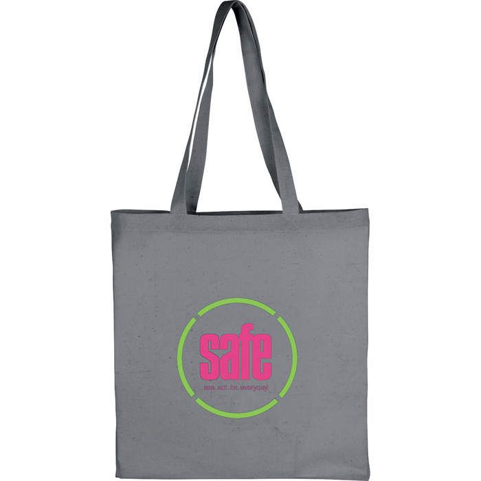 Carolina Convention Tote Bags - Gray
