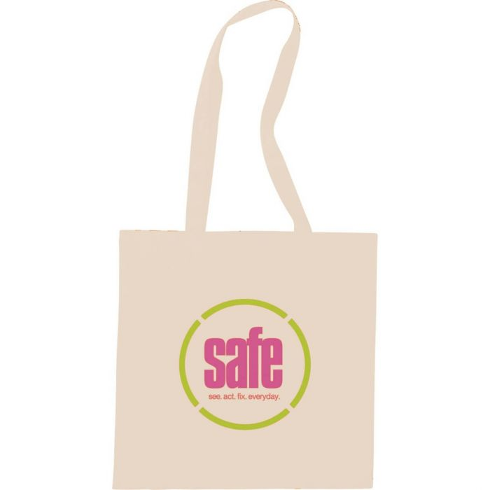 Carolina Convention Tote Bags - Natural