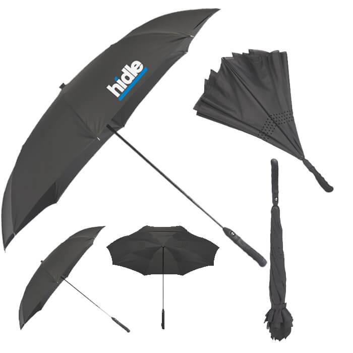 """48"""" Auto Open/Close Inversion Umbrella"""