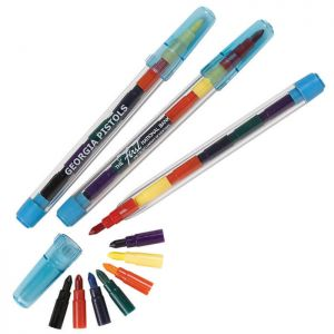 Pop-a-point Crayon Pen