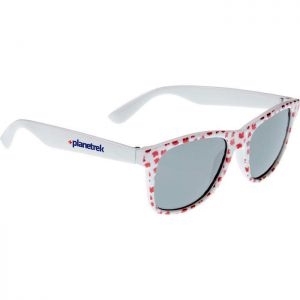 Maple Leaf Sun Ray Sunglasses
