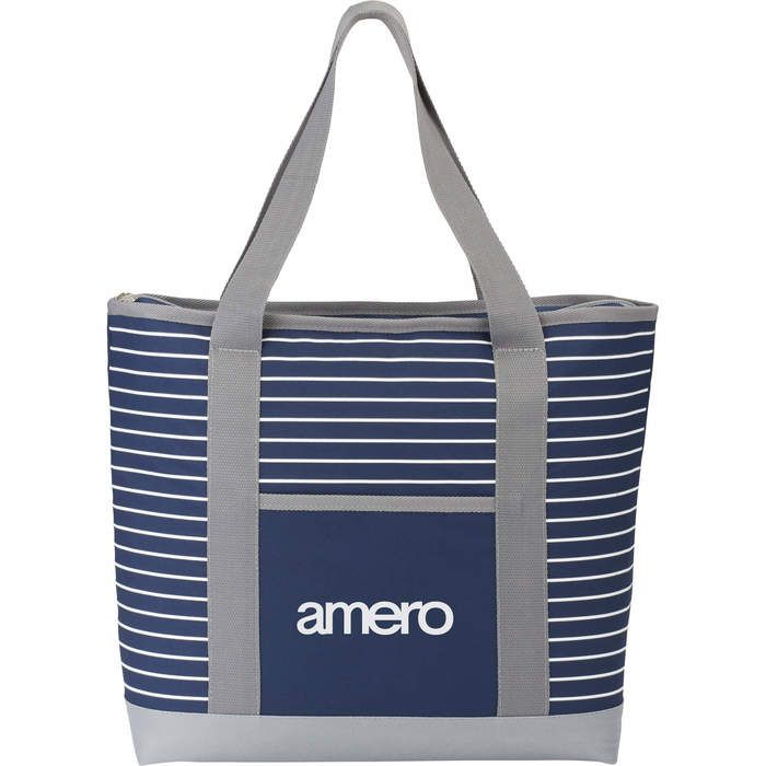 Saturn Zippered Business Tote