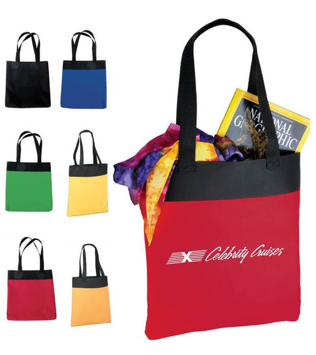 Deluxe Convention Tote Bags