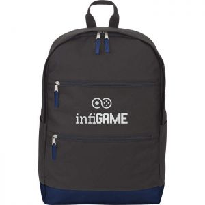 "Vertical Zip 15"" Computer Backpack"