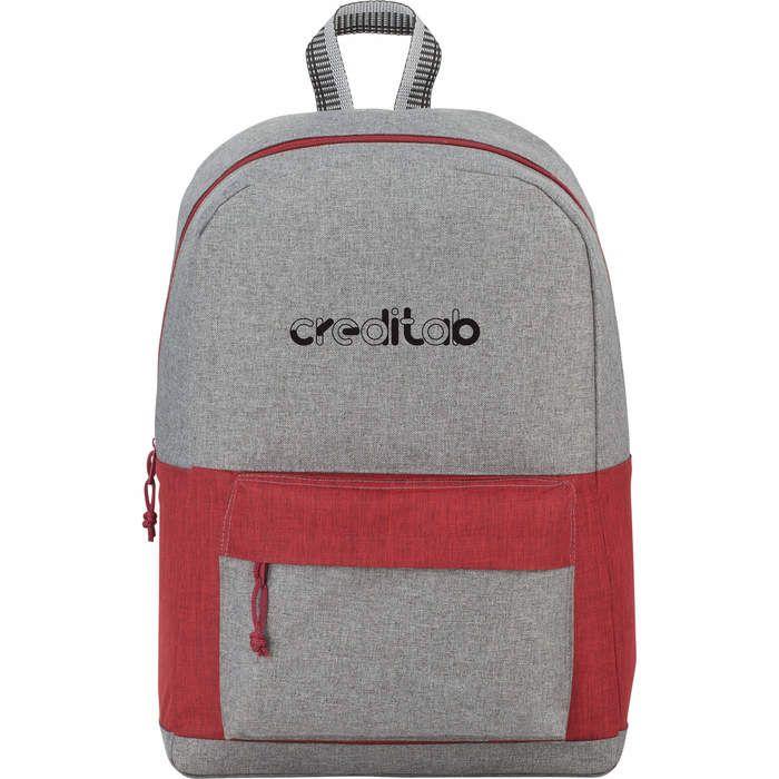 Logan 15 Computer Backpack - Maroon