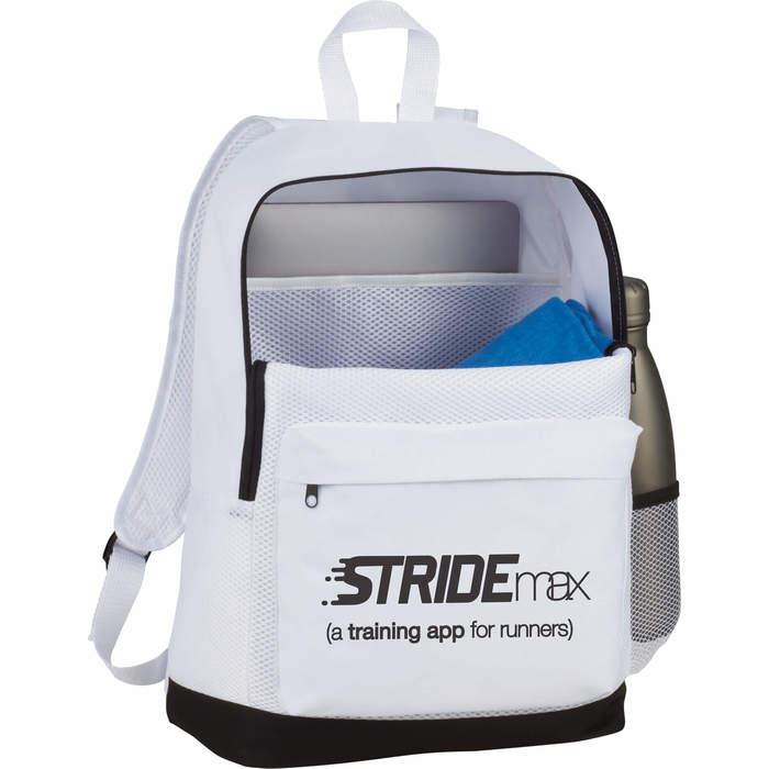 Air Mesh 15 Computer Backpack - White