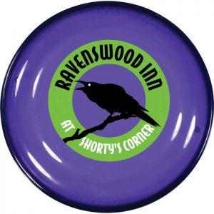 5-Inch Translucent Frisbee