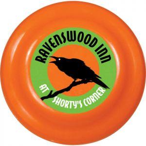 7-1/4 Inch Frisbee