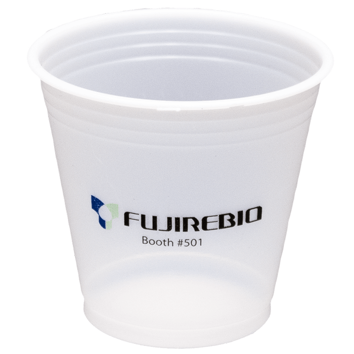 5oz Trans Soft Sided Plastic Cups
