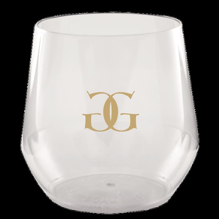 14oz Stemless Wine Glass