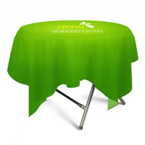 "59"" Square Trade Show Table Covers"