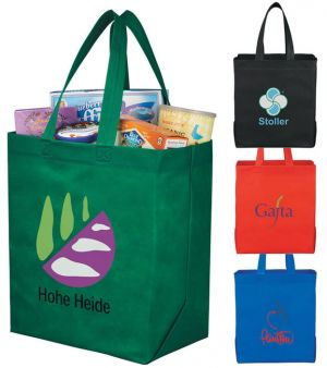 Liberty Grocery Tote Bags