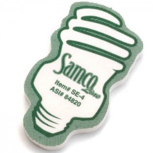 Energy Bulb Eraser