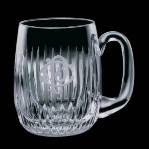 Carey 16oz Crystal Beer Stein