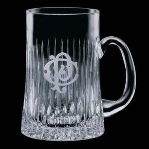Carey 21oz Crystal Beer Stein