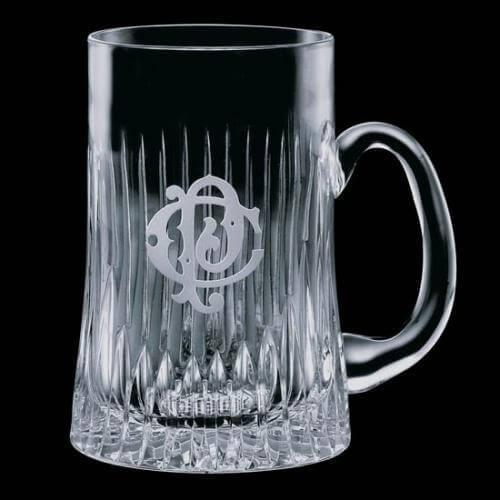 Carey 21oz Crystal Beer Stein