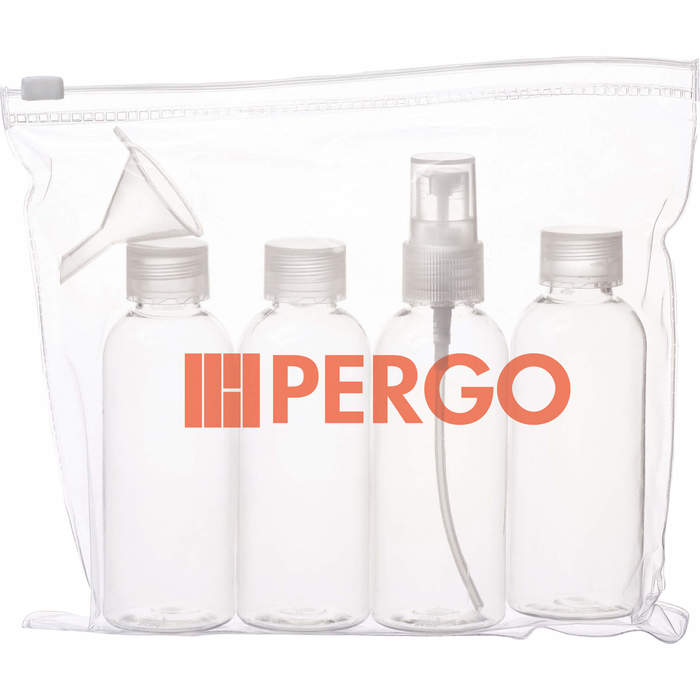Carry-On Kit - Clear