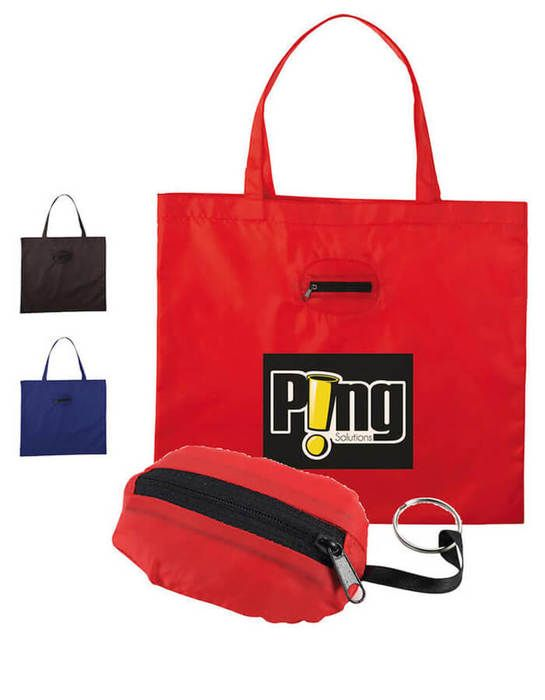Takeaway Shopper Tote Bags