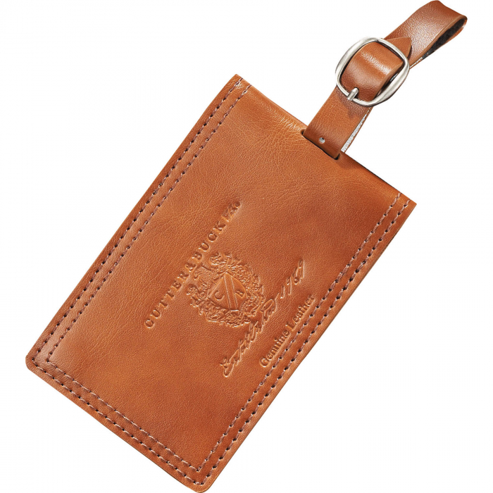 Cutter & Buck Legacy Identification Tag - Brown