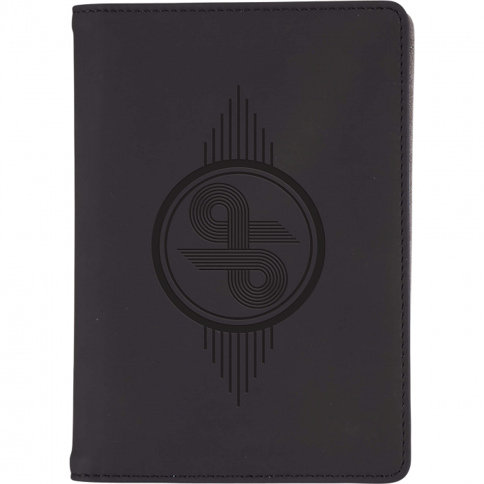 Vienna Passport Holders - Black