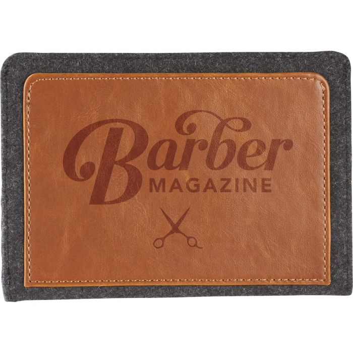 Campster Passport Holders - Charcoal