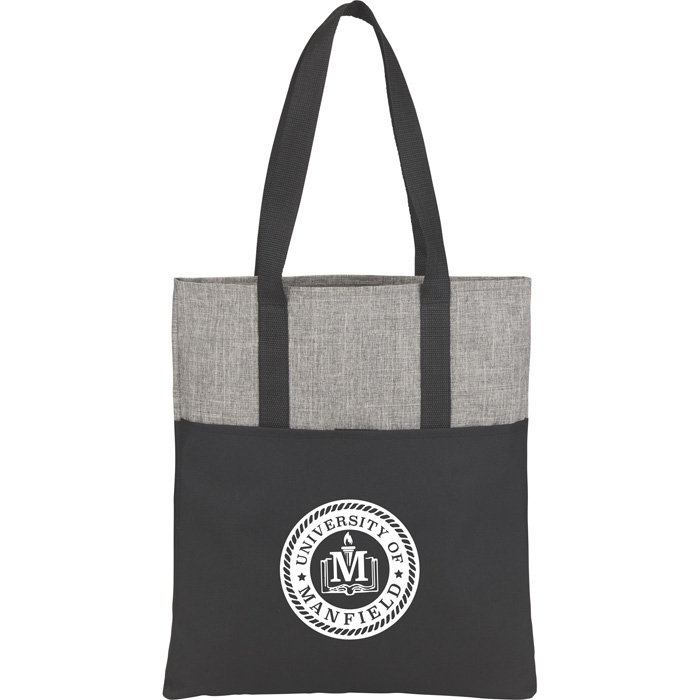 Cycle Recycled Convention Tote - Graphite