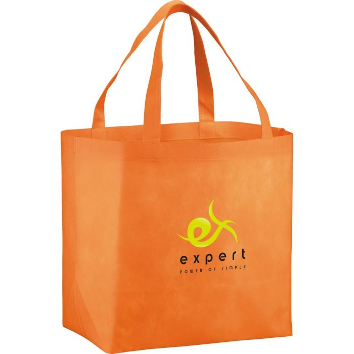 YaYa Budget Shopper Tote Bags - Orange
