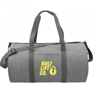 Tahoe Graphite Barrel Duffel