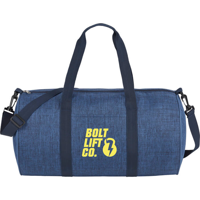 Tahoe Graphite Barrel Duffel - Navy