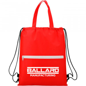 Budget Non-Woven Drawstring Bags