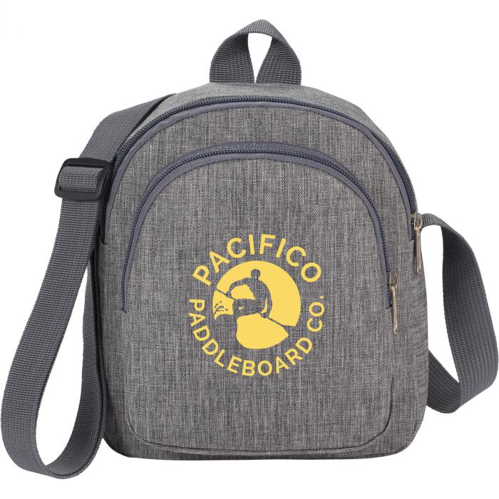 Cross Body Backpack - Graphite