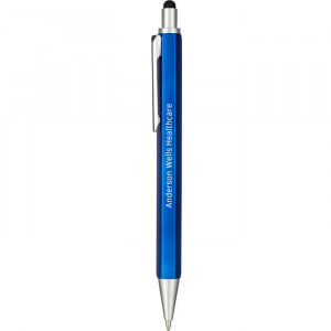 Level and Ruler Ballpoint Stylus