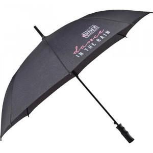 "48"" Auto Open Heathered Fashion Umbrella"