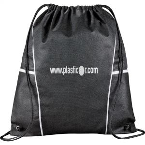 Diamond Drawstring Bags
