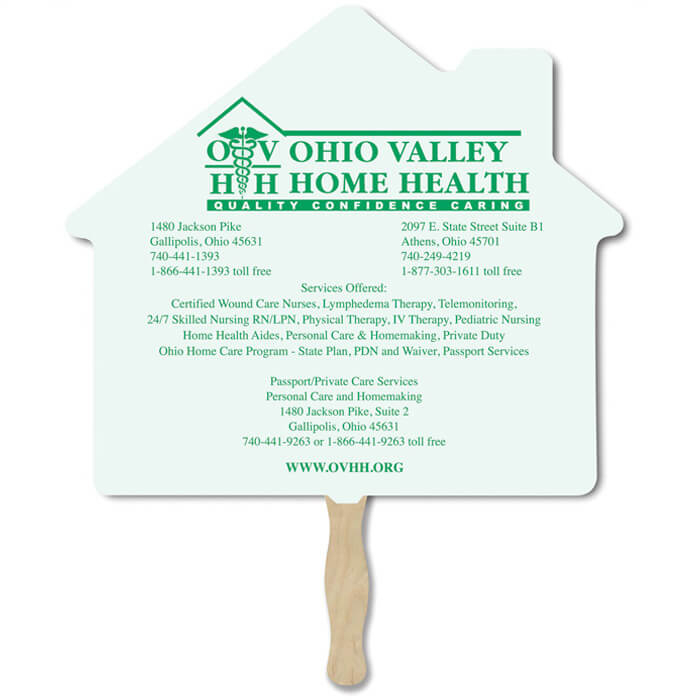 House 2 Hand Fans