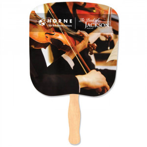 Litho Hand Fans