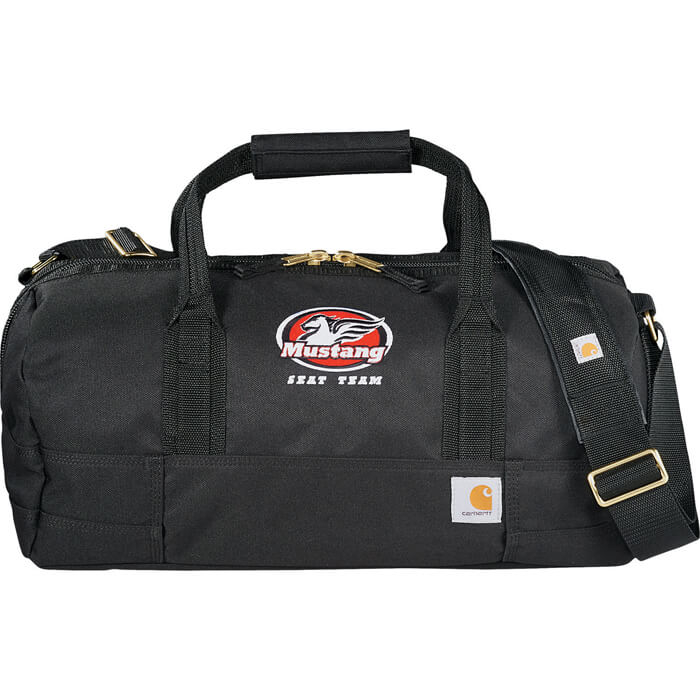 Carhartt Signature 20inch Work Duffel Bag - Black