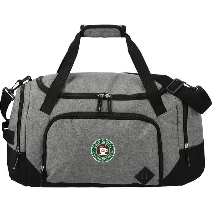 Graphite 21 inch Weekender Duffel Bag - Charcoal