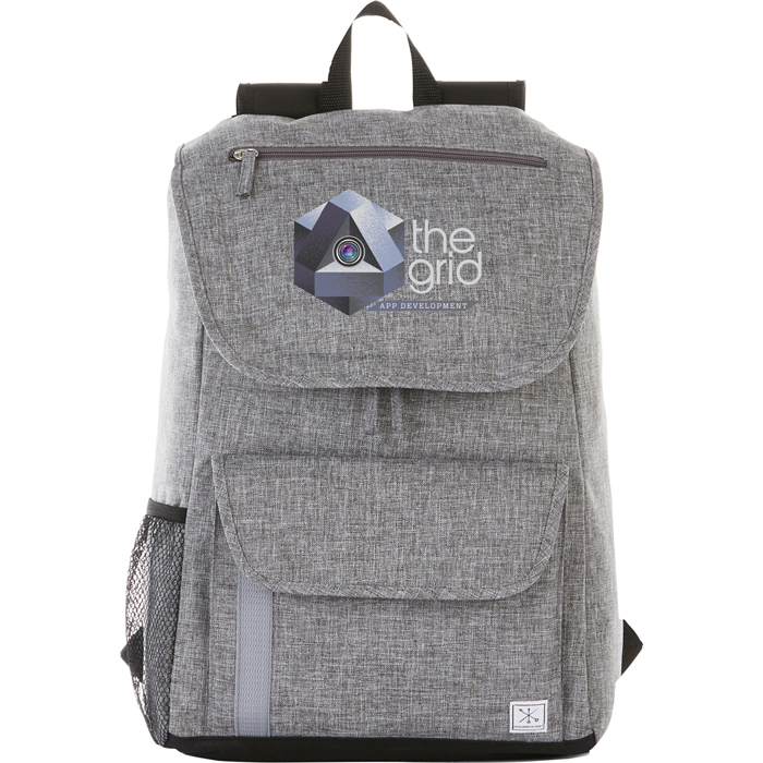 Merchant & Craft Ashton 15 Inch Computer Backpack - Graphite