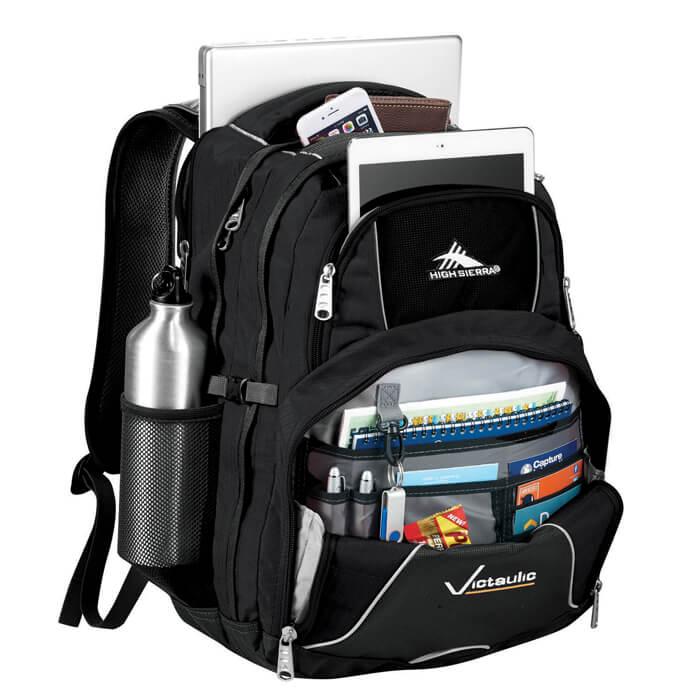 High Sierra Swerve Compu-Backpack