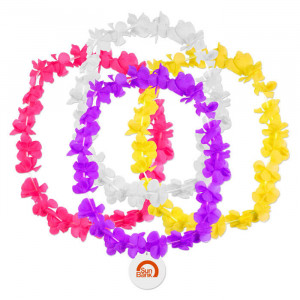 Medallion Flower Leis